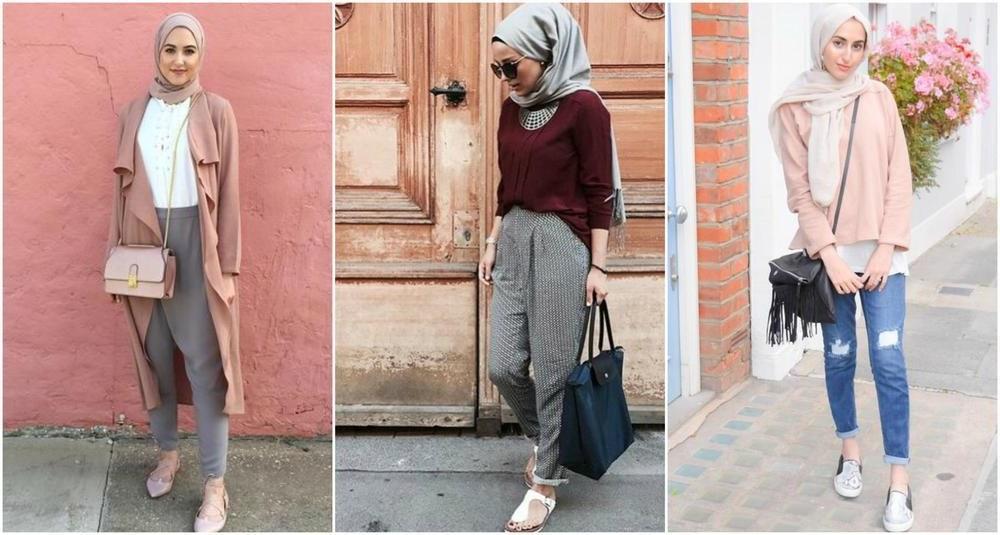 Bentuk Fashion Muslim Korea O2d5 Dari Mulai Makeup Hingga Outfit Ini Panduan Tampil Cantik