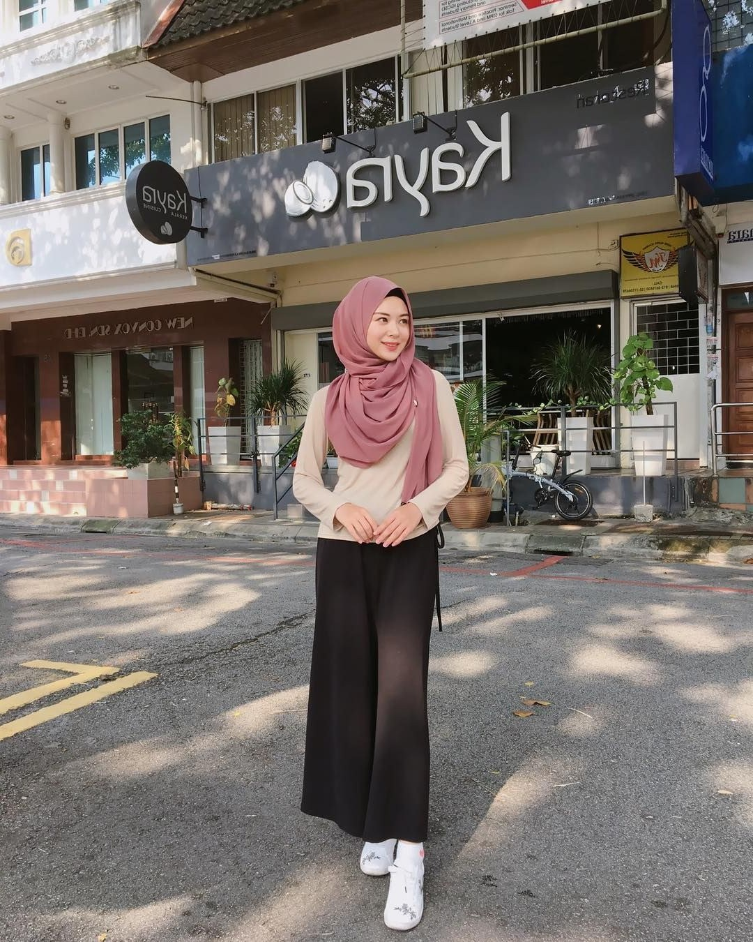 Bentuk Fashion Muslim Korea Q0d4 A Korean Muslim Beauty ️ayana Jihye Moon ️