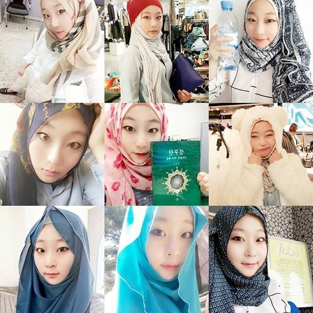 Bentuk Fashion Muslim Korea Wddj I M Korean Muslim I Live In Seoul Korea and Work In the