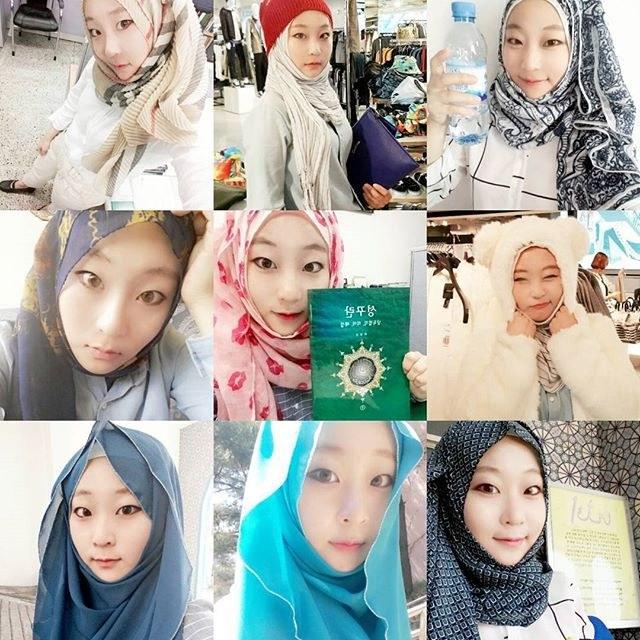 Bentuk Fashion Muslim Korea Wddj I M Korean Muslim I Live In Seoul Korea and Work In the