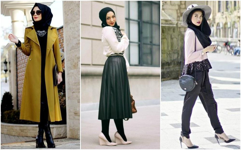 Bentuk Fashion Muslim Korea X8d1 4 Gaya Busana Korea Stylish Cocok Untuk Wanita Berhijab