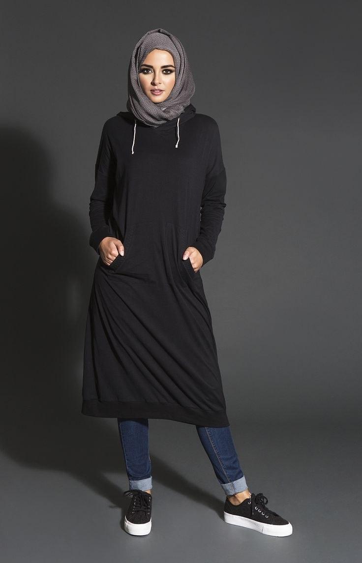 Bentuk Fashion Muslimah Modern Budm Fashionable Hijab Styles to Winter Season 5