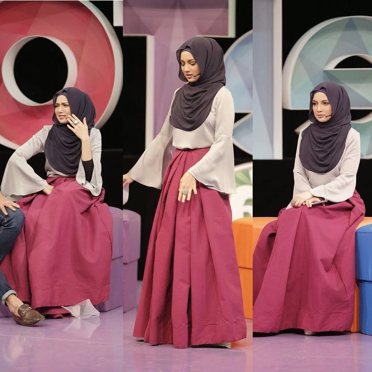 Bentuk Fashion Muslimah Modern D0dg 2767 Best Hijabista = Modern Fashion Muslimah Images On