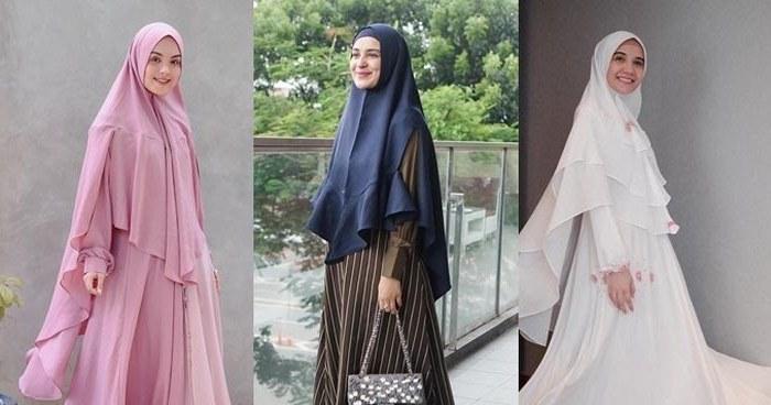 Bentuk Fashion Muslimah Terbaru 2020 Drdp Tren Model Baju Muslimah Remaja Terbaru 2020