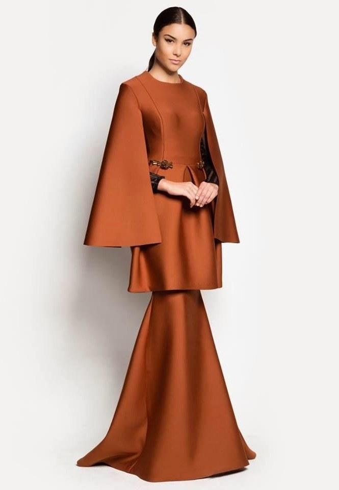 Bentuk Fashion Muslimah Terbaru 2020 Xtd6 20 Model Baju Kurung Melayu Malaysia Modern Terbaru 2018
