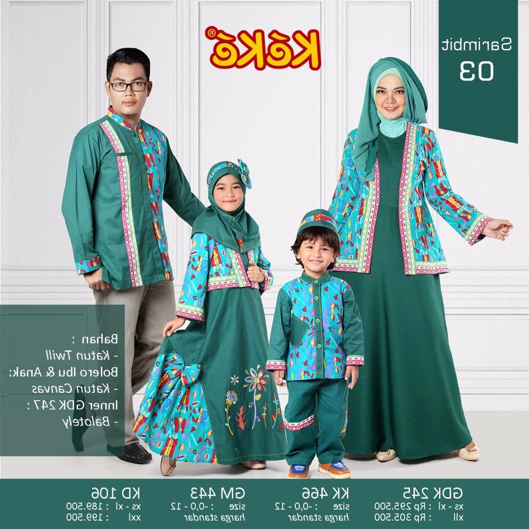 Bentuk Harga Baju Lebaran Ffdn Daftar Harga Busana Muslim Keke Kolkesi 2017