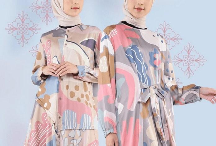 Bentuk Ide Baju Lebaran Ffdn 10 Ide Baju Lebaran Paling Hits Cocok Untuk Wanita