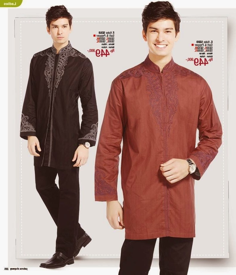 Bentuk Koleksi Baju Lebaran Whdr butik Baju Muslim Terbaru 2018 Baju Lebaran Anak Laki Laki