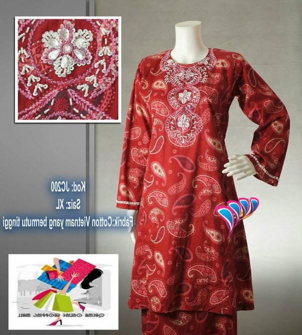 Bentuk Koleksi Baju Lebaran Whdr Qasma Shoppe Koleksi Baju Kurung Untuk Lebaran Kini Tiba