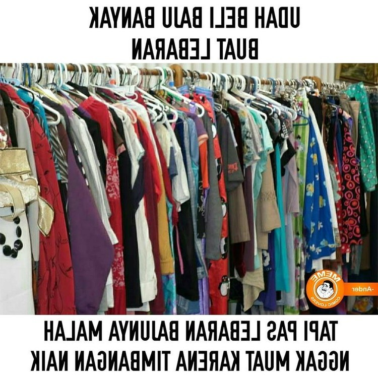 Bentuk Meme Baju Lebaran 3id6 Meme Kocak Netizen soal Baju Lebaran