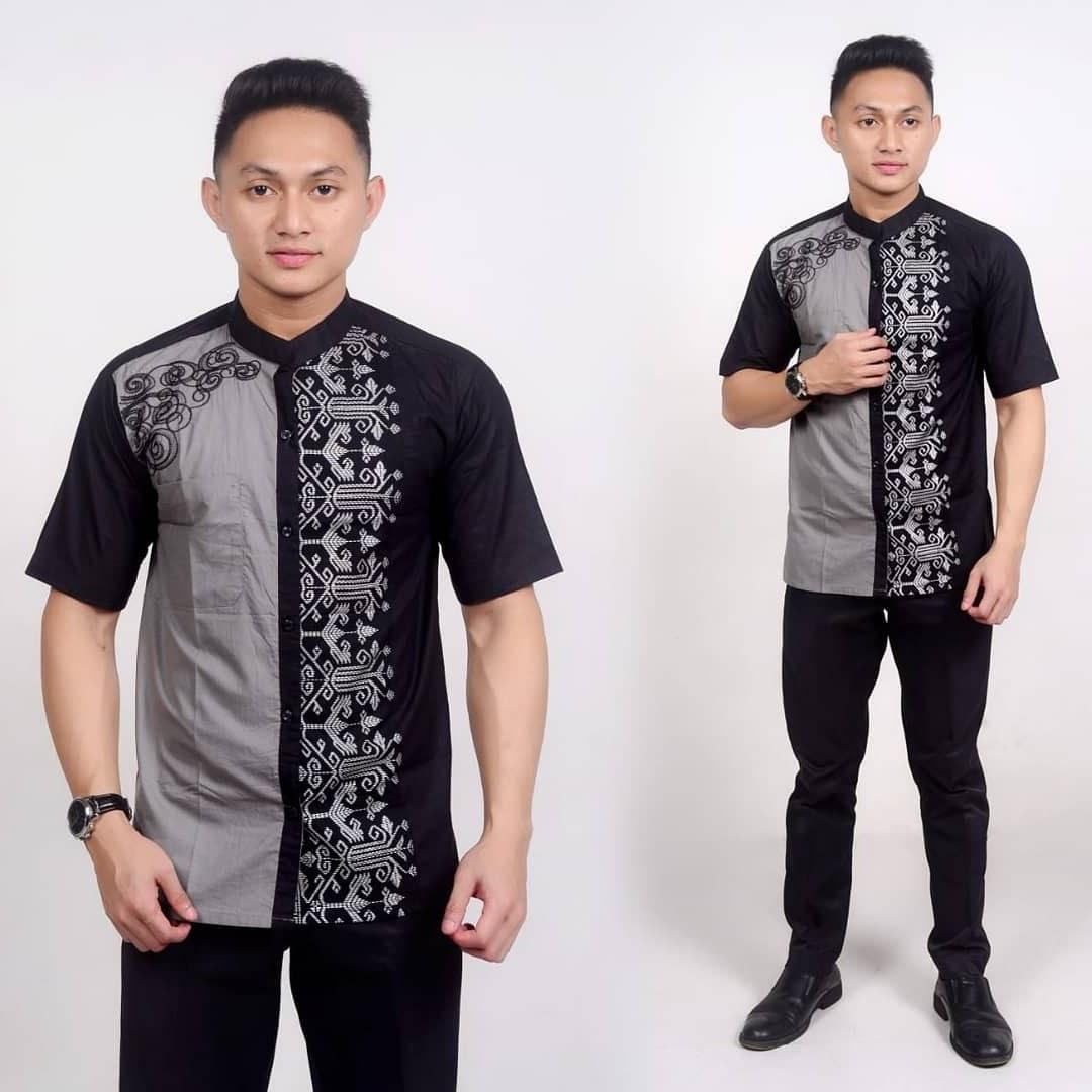 Bentuk Model Baju Lebaran Jaman Sekarang Budm 30 Model Baju Batik Jaman Sekarang Fashion Modern Dan