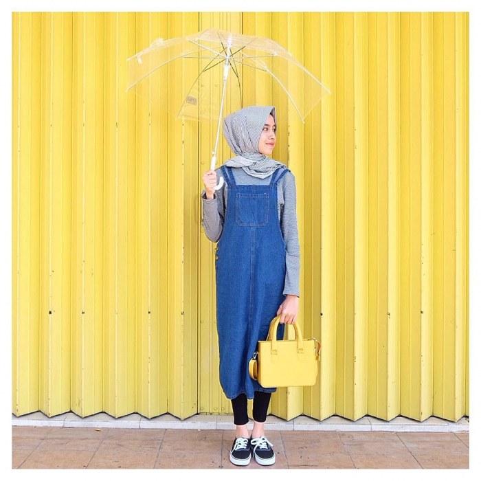 Bentuk Model Baju Lebaran Masa Kini Xtd6 19 Desain Baju Muslim Remaja Jaman Sekarang