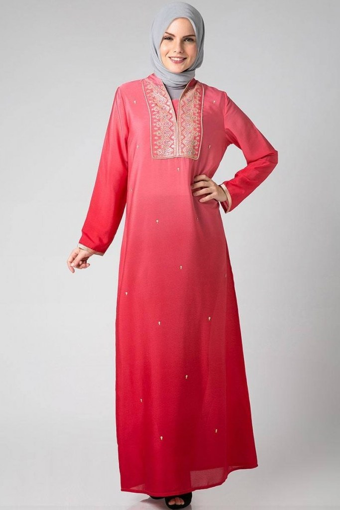 Bentuk Model Baju Lebaran Modern 9ddf 10 Model Baju Busana Muslim Untuk Lebaran