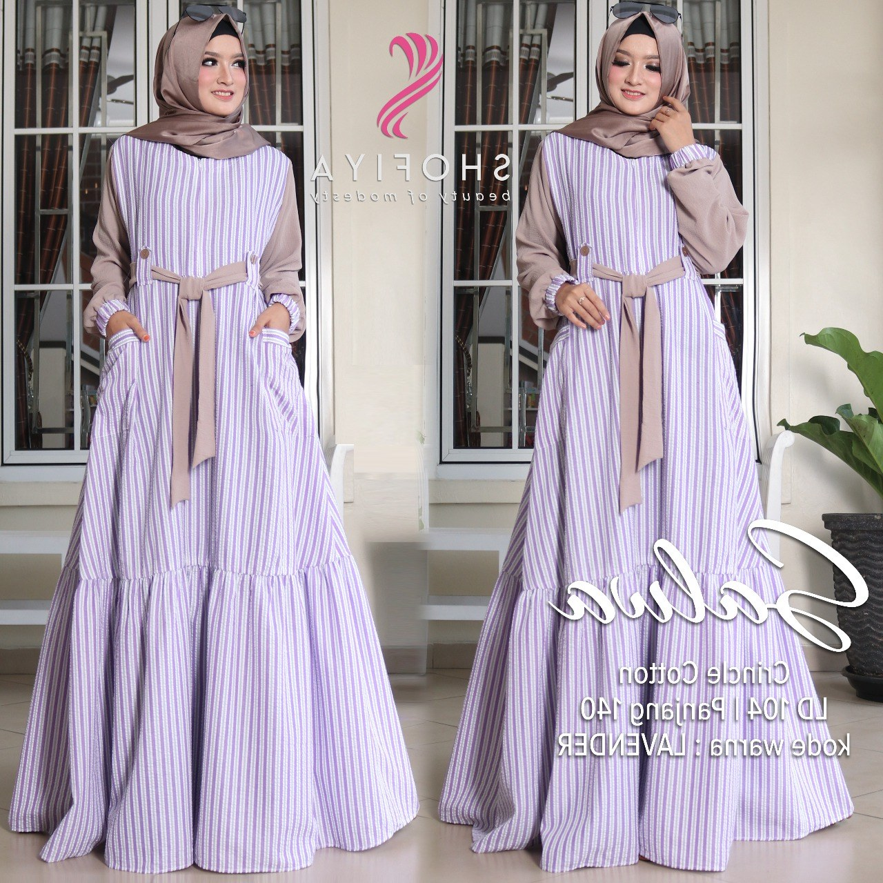 Bentuk Model Baju Lebaran Muslim Terbaru 87dx Model Baju Gamis Terbaru Lebaran Gambar islami
