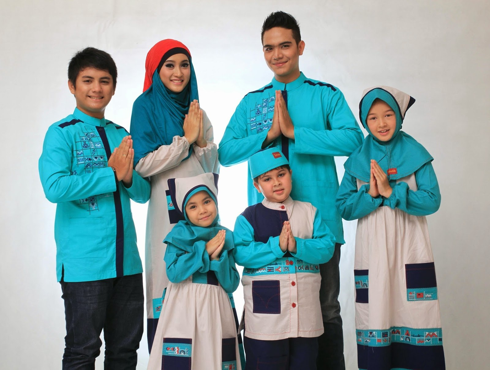 Bentuk Model Baju Lebaran Muslim Terbaru S5d8 Model Busana Muslim Terbaru 2015