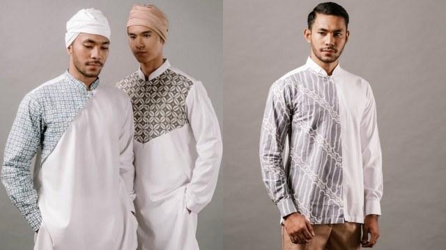 Bentuk Model Baju Lebaran Pria Dddy Inspirasi Model Baju Muslim Pria Untuk Sambut Idul Fitri