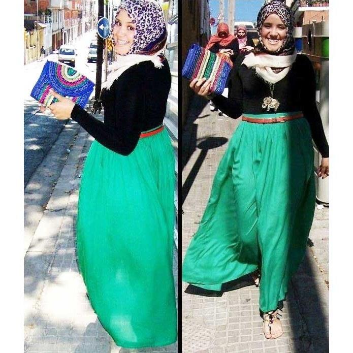 Bentuk Model Baju Lebaran Untuk orang Gemuk Kvdd Model Baju Hijab Untuk orang Gemuk Sebuah Tips