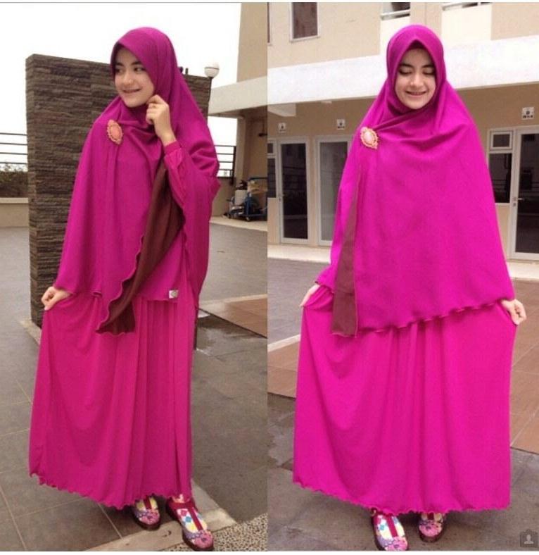 Bentuk Model Baju Lebaran Untuk orang Gemuk Mndw 10 Model Baju Lebaran Untuk Wanita Muslim Gemuk
