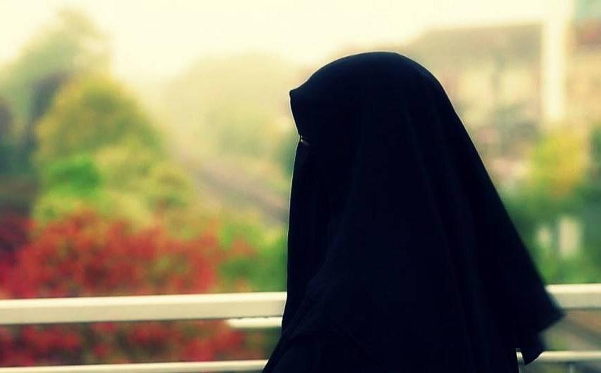Bentuk Muslimah Bercadar Hitam Wddj Bahtera Ilmu Bersatu Di atas Tauhid Dan Sunnah