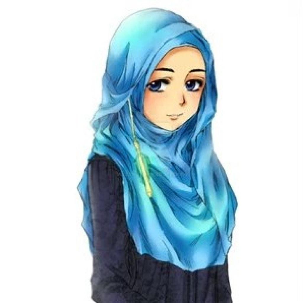 Bentuk Muslimah Kartun Menangis Xtd6 11 Kartun Muslimah Sedih Anak Cemerlang