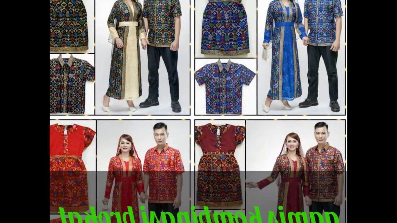 Bentuk Seragam Baju Lebaran Zwd9 Tren Model Baju Batik Couple Keluarga Seragam Lebaran 2017