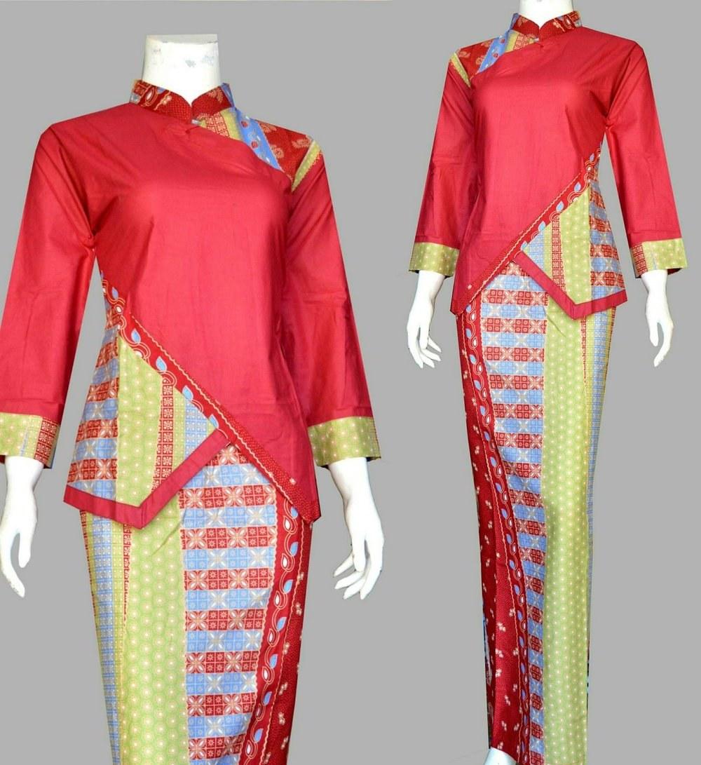 Bentuk Setelan Baju Lebaran Wanita Budm Jual Promo Kebaya Batik Kartini Setelan Rok Blus Baju