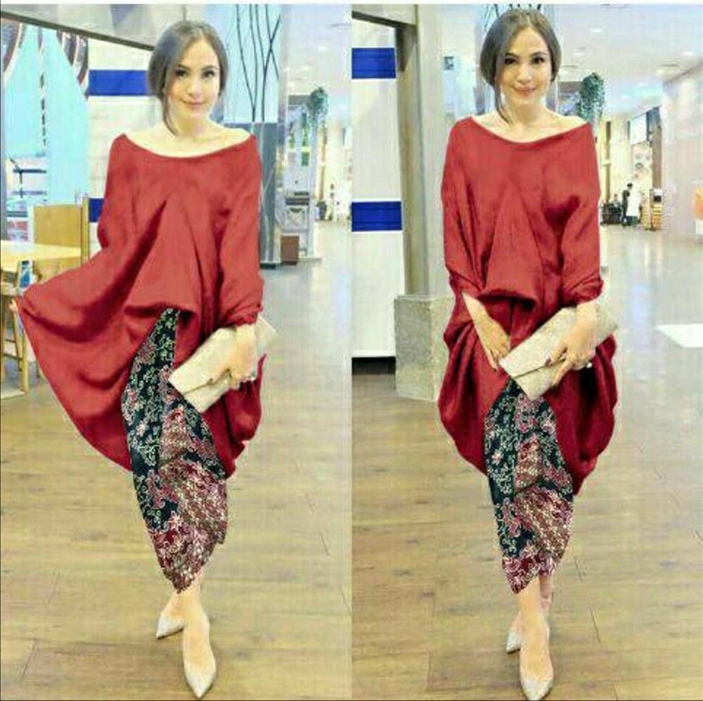 Bentuk Setelan Baju Lebaran Wanita Q0d4 Jual Premium Kebaya Modern Baju Kondangan Murah Setelan