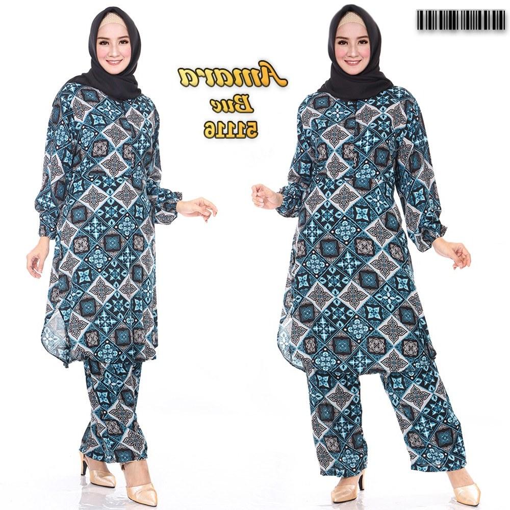 Bentuk Setelan Baju Lebaran Wddj Baju Setelan Kulot Amara Katalog Bajugamismu