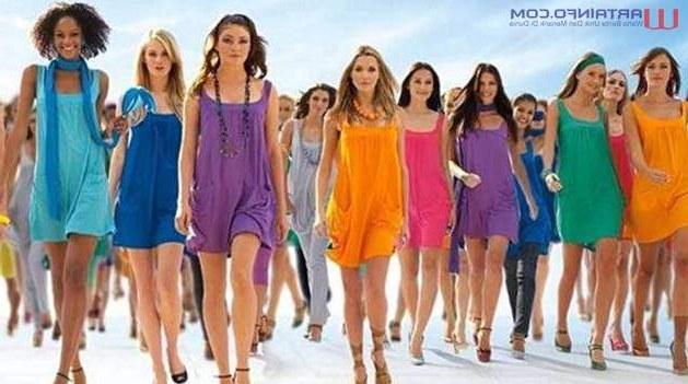 Bentuk Trend Warna Baju Lebaran 2018 Wddj 5 Trend Warna Fashion 2018 Kuning Hingga Merah Muda Pink