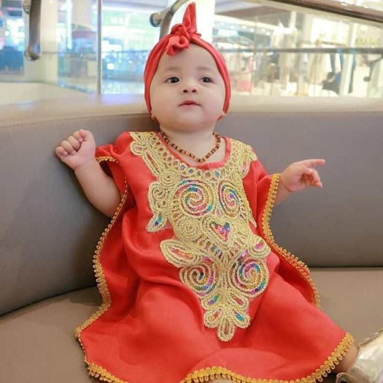 Design Baju Lebaran 2019 Untuk Anak Dddy 15 Tren Model Baju Lebaran Anak 2019 tokopedia Blog
