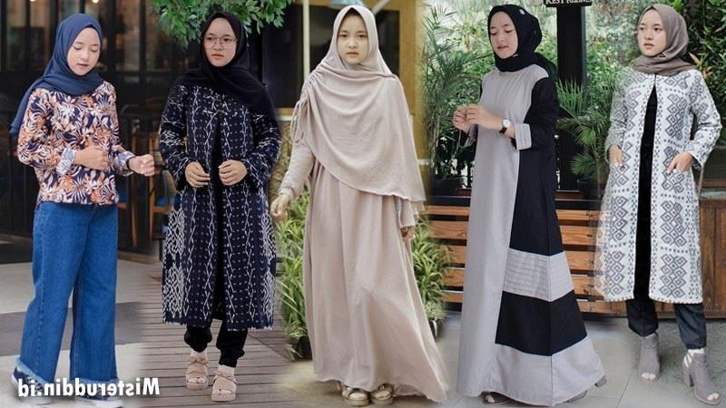 Design Baju Lebaran Ala Nissa Sabyan Budm Mengenal Nissa Sabyan Biodata Model Baju Hijab Dan Make
