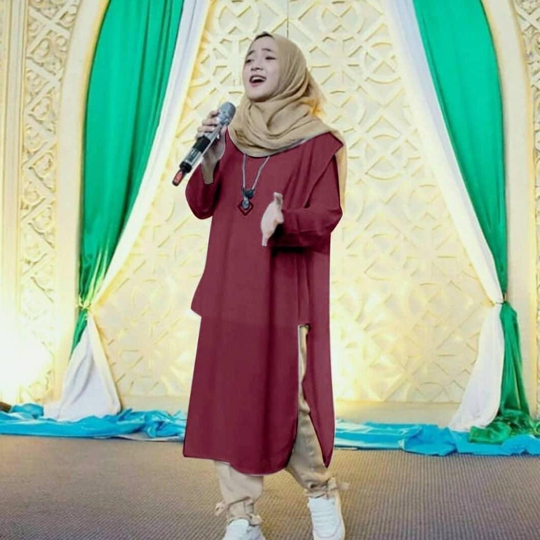 Design Baju Lebaran Ala Nissa Sabyan Tqd3 Baju Lebaran Ala Nissa Sabyan Gambar islami