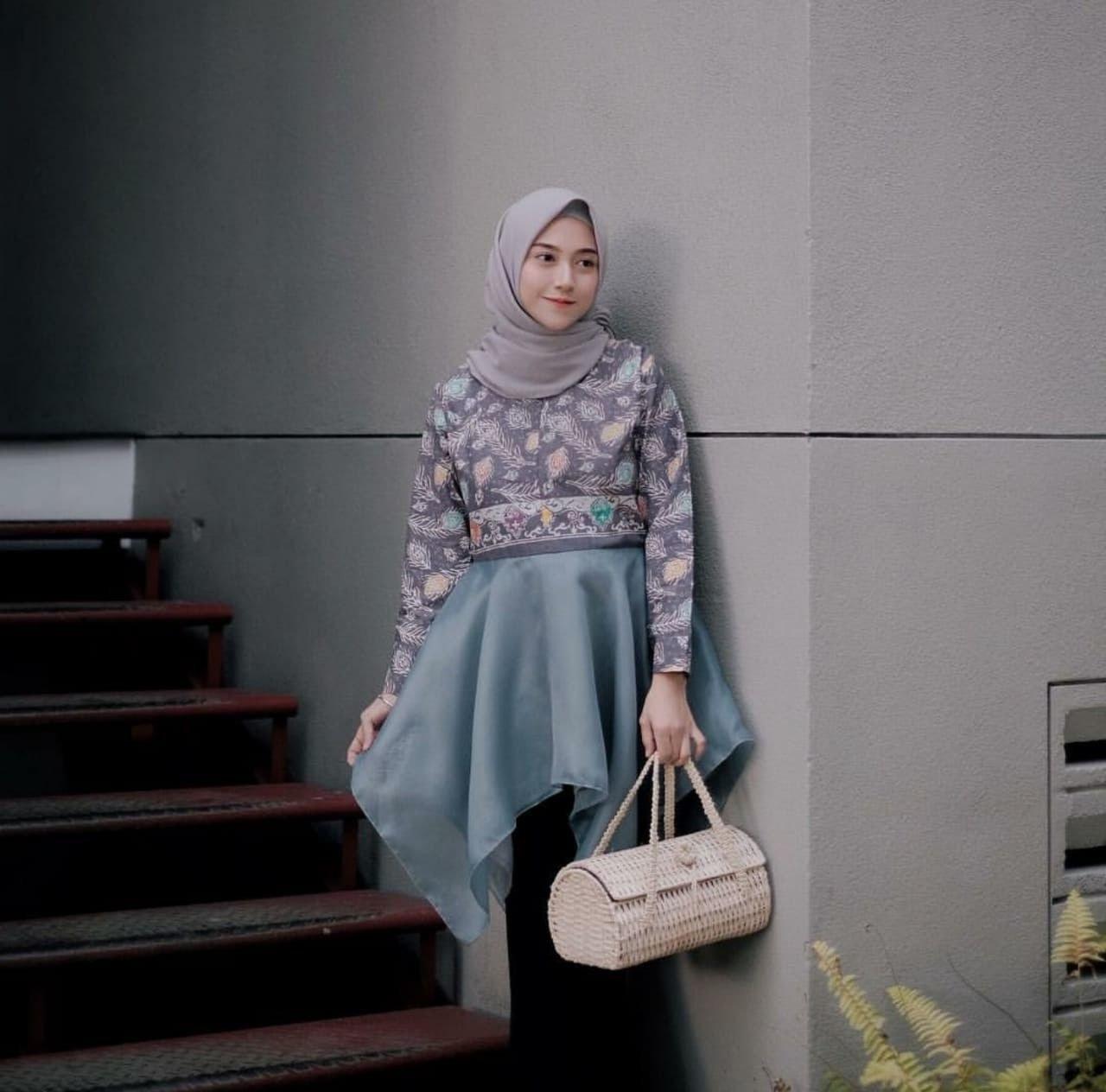 Design Baju Lebaran Ala Selebgram Etdg Memesona Di Hari Raya Contek 10 Style Lebaran Terkini Ala