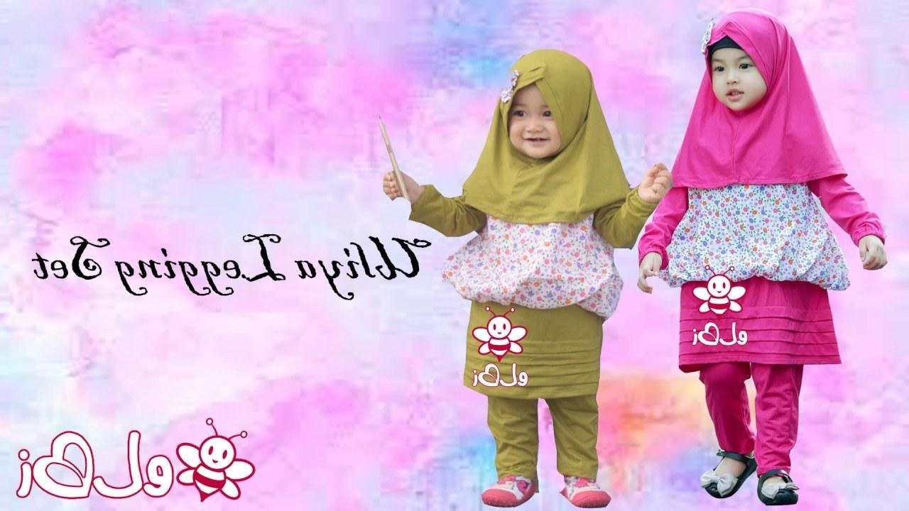 Design Baju Lebaran Anak Perempuan 2018 Q0d4 Busana Muslim Anak Perempuan Untuk Lebaran 2018 Sms