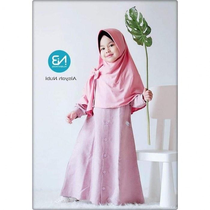Design Baju Lebaran Anak Perempuan Umur 8 Tahun Nkde 30 Model Baju Muslim Anak Perempuan Umur 8 Tahun