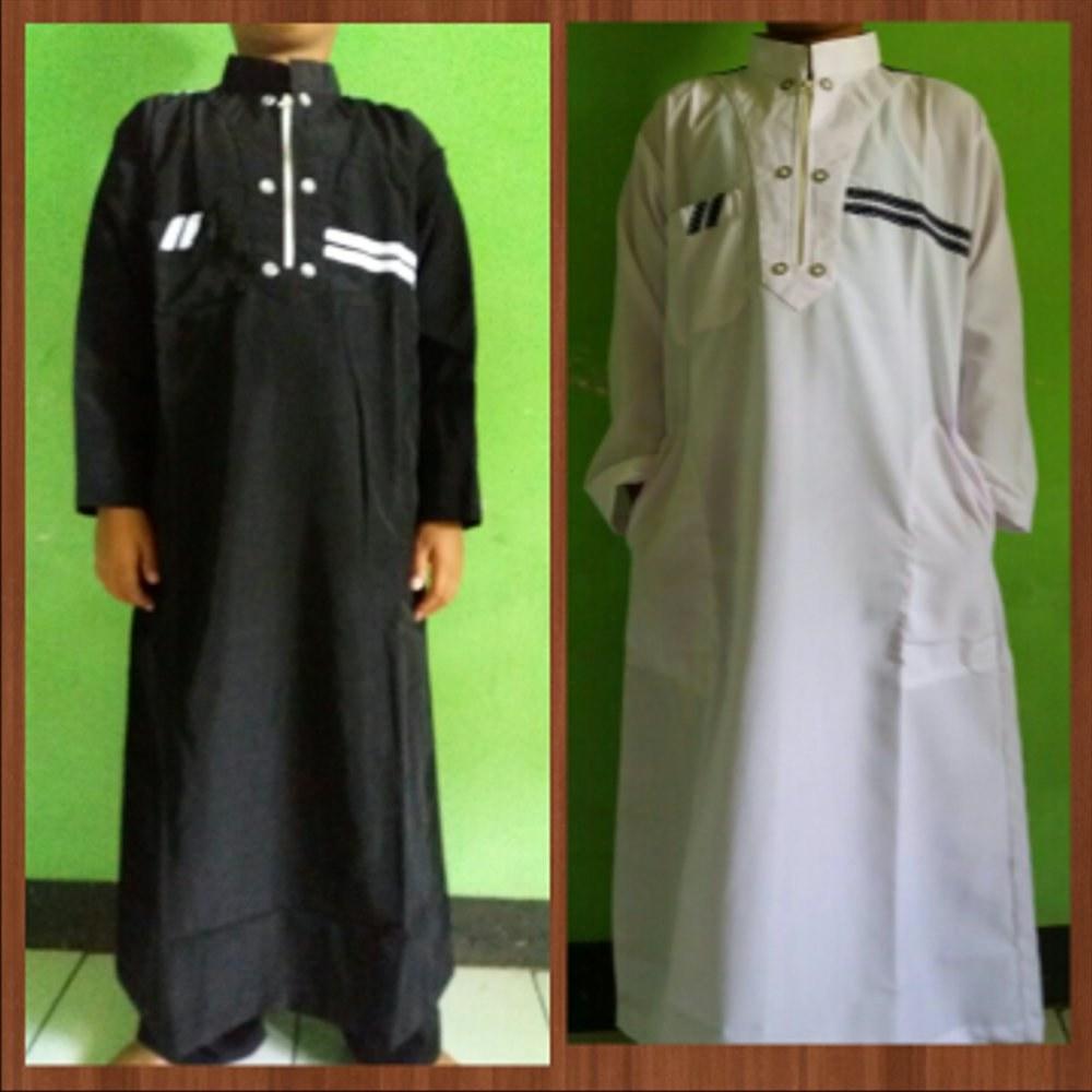 Design Baju Lebaran Anak Umur 11 Tahun 4pde Jual Gamis Anak Laki2 Umur 10 11 12 Tahun Di Lapak