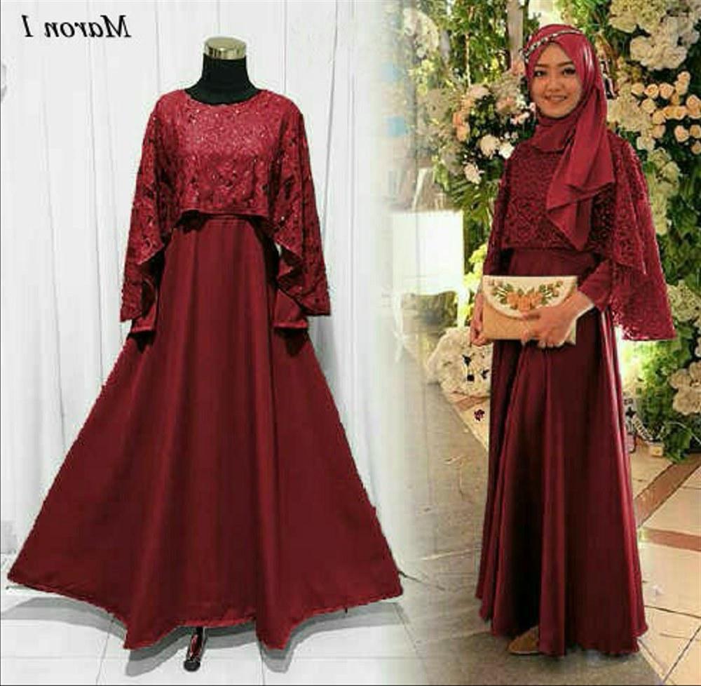 Design Baju Lebaran Cantik 3ldq Jual Baju Gamis Baju Muslim Baju Lebaran Rok Gamis Kebaya