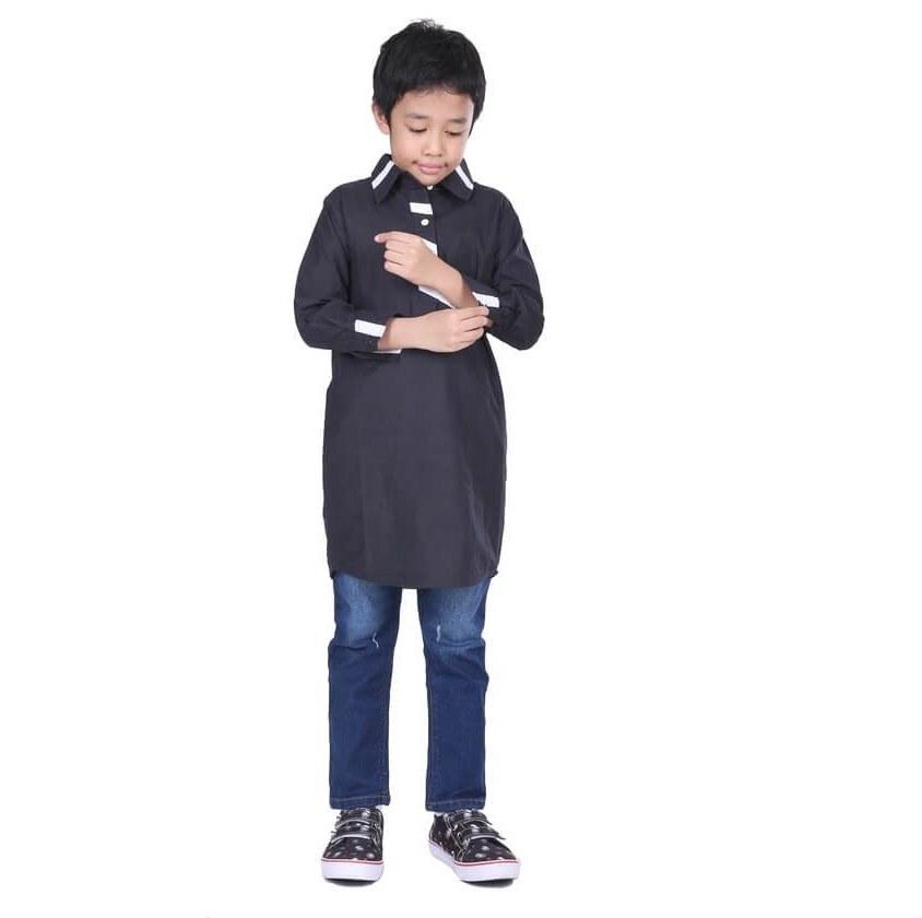 Design Baju Lebaran Laki Laki 0gdr Jual Jubah Anak Laki Laki Lengan Panjang & Gamis Muslim