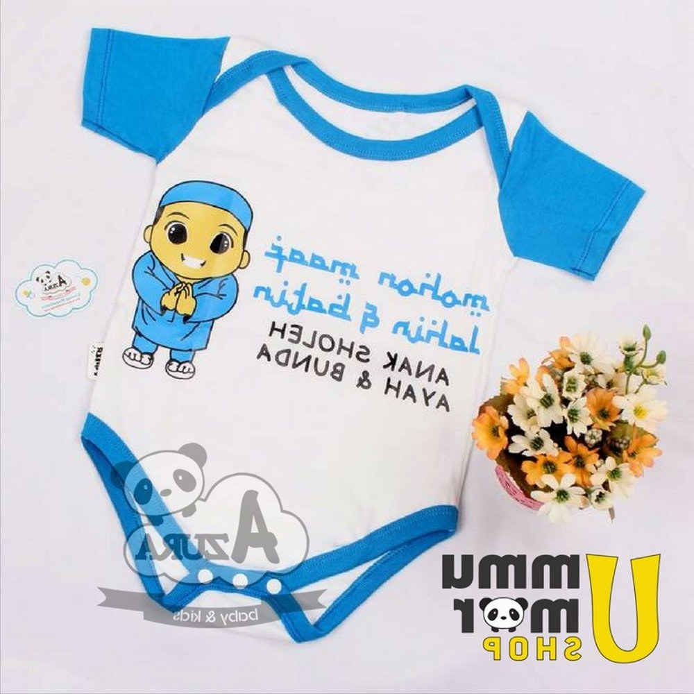 Design Baju Lebaran Laki Laki Budm Jual Baju Bayi Lebaran Jumper Laki Laki Di Lapak Azura