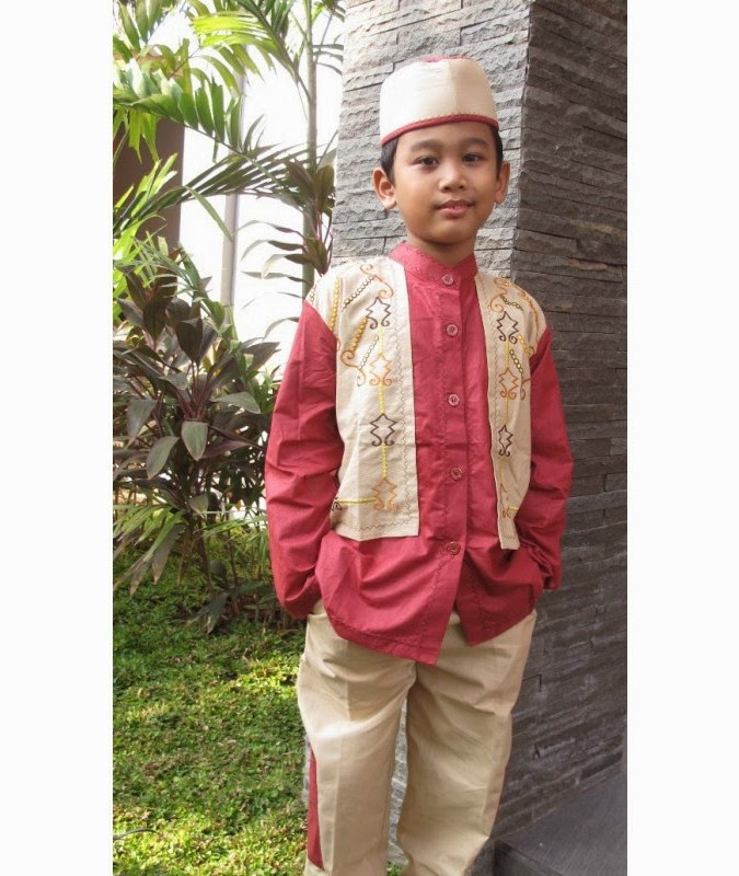 Design Baju Lebaran Laki Laki Zwd9 Model Busana Muslim Terbaru Untuk Anak Laki Laki
