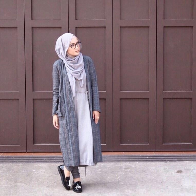 Design Baju Lebaran Masa Kini Q0d4 30 Model Baju Muslim Modis Untuk Remaja Masa Kini