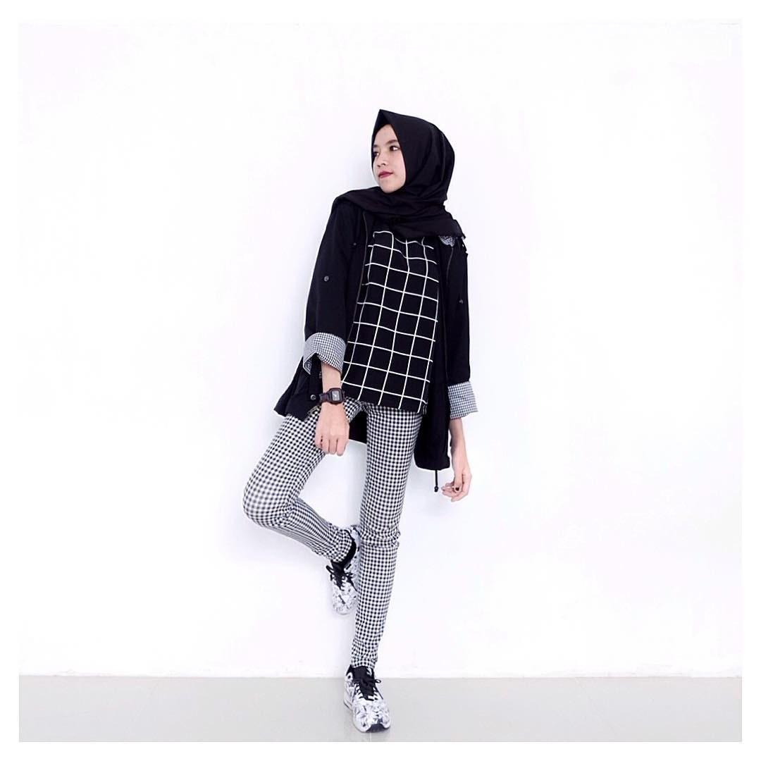 Design Baju Lebaran Masa Kini Zwdg 30 Model Baju Muslim Modis Untuk Remaja Masa Kini
