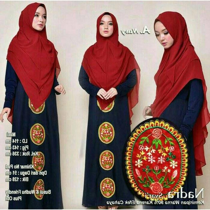 Design Baju Lebaran orang Tua 0gdr Baju Lebaran Untuk orang Tua Gambar islami