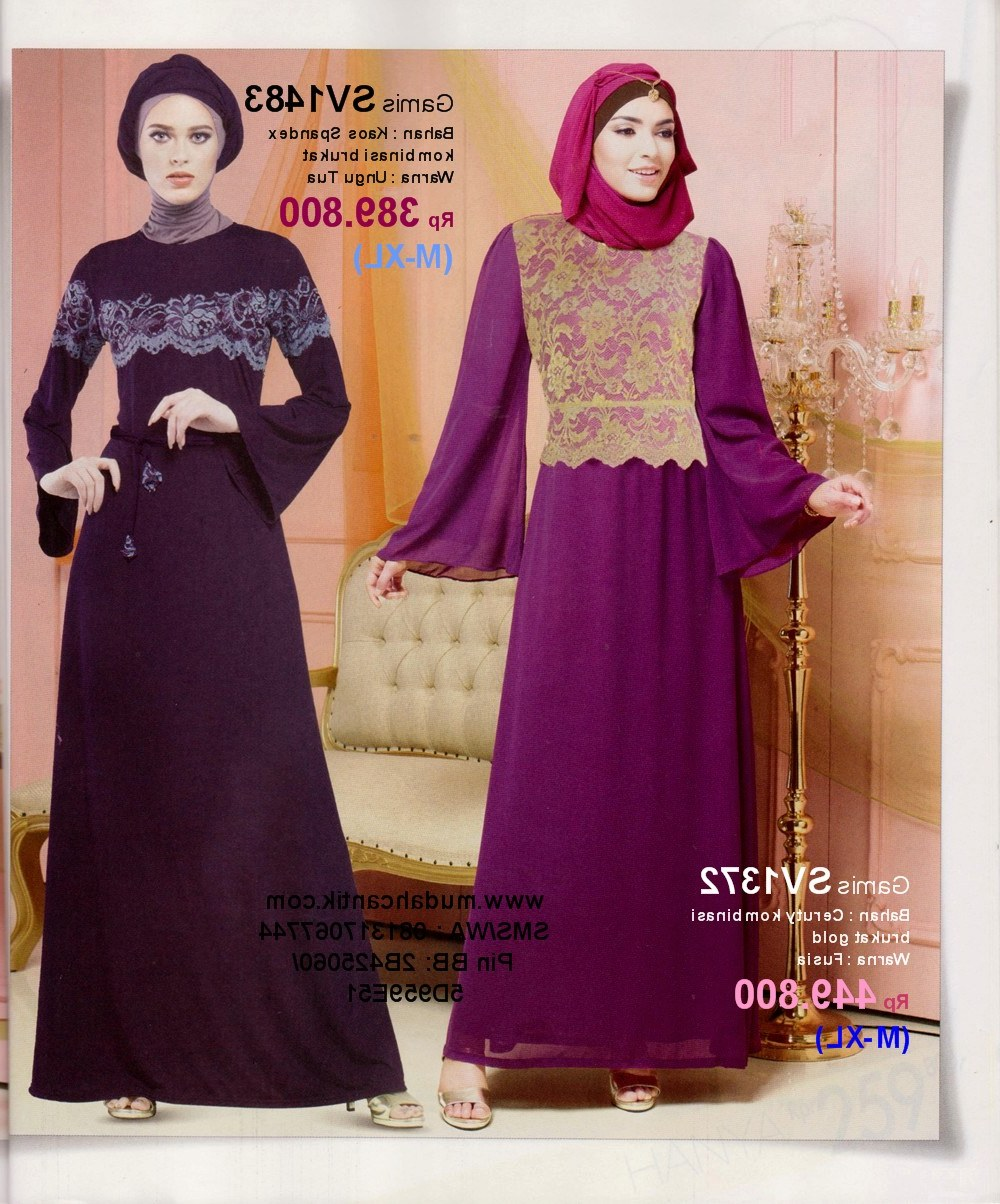 Design Baju Lebaran orang Tua D0dg butik Baju Muslim Terbaru toko Busana Gamis Jilbab Dan