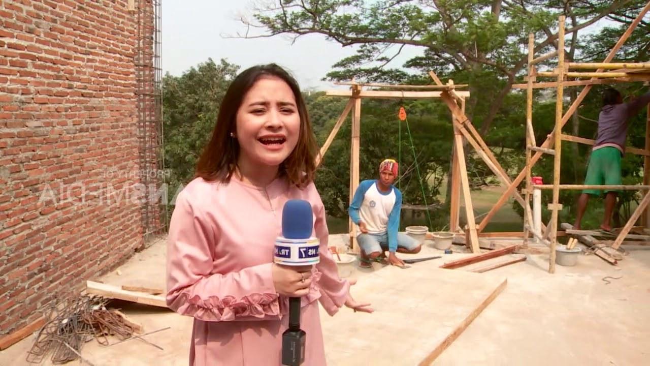 Design Baju Lebaran Prilly Latuconsina Rldj Prilly Latuconsina Tahun Baru Rumah Baru