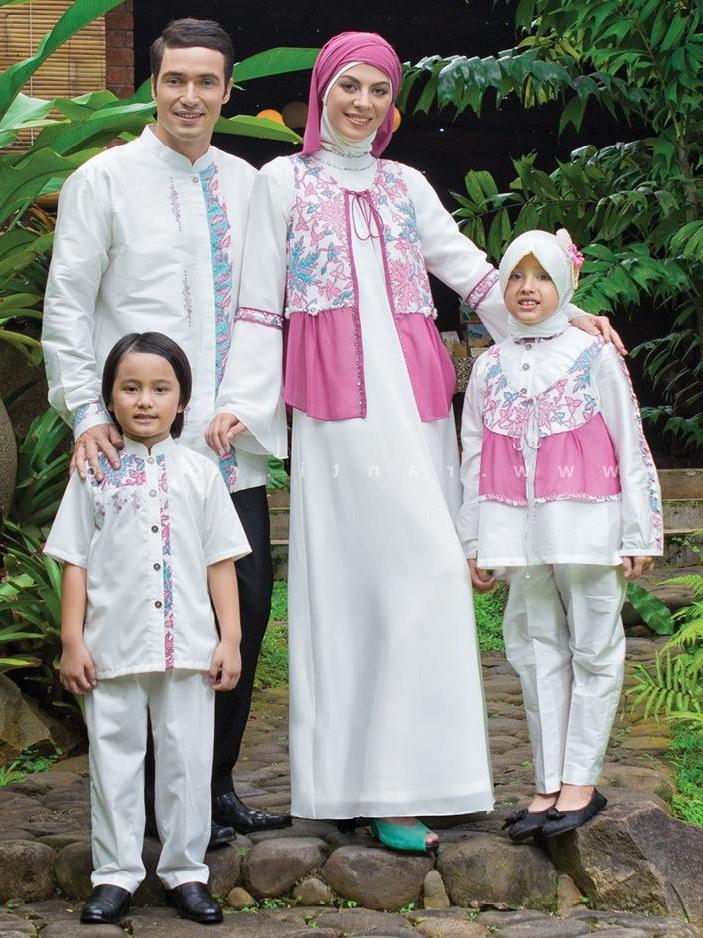 Design Baju Lebaran Putih Keluarga S5d8 25 Model Baju Lebaran Keluarga 2018 Kompak & Modis