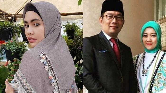 Design Baju Lebaran Ridwan Kamil 4pde Namanya Disebut Kartika Putri Ridwan Kamil Ungkap Surat