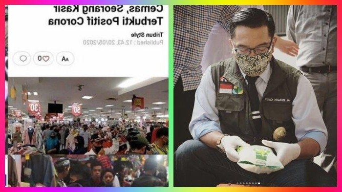 Design Baju Lebaran Ridwan Kamil Budm Kenaikan Kasus Covid 19 Hampir Seribu Ridwan Kamil Sindir
