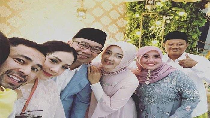 Design Baju Lebaran Ridwan Kamil D0dg Rayakan Lebaran Dengan Kunjungi Ridwan Kamil Kacamata Dan