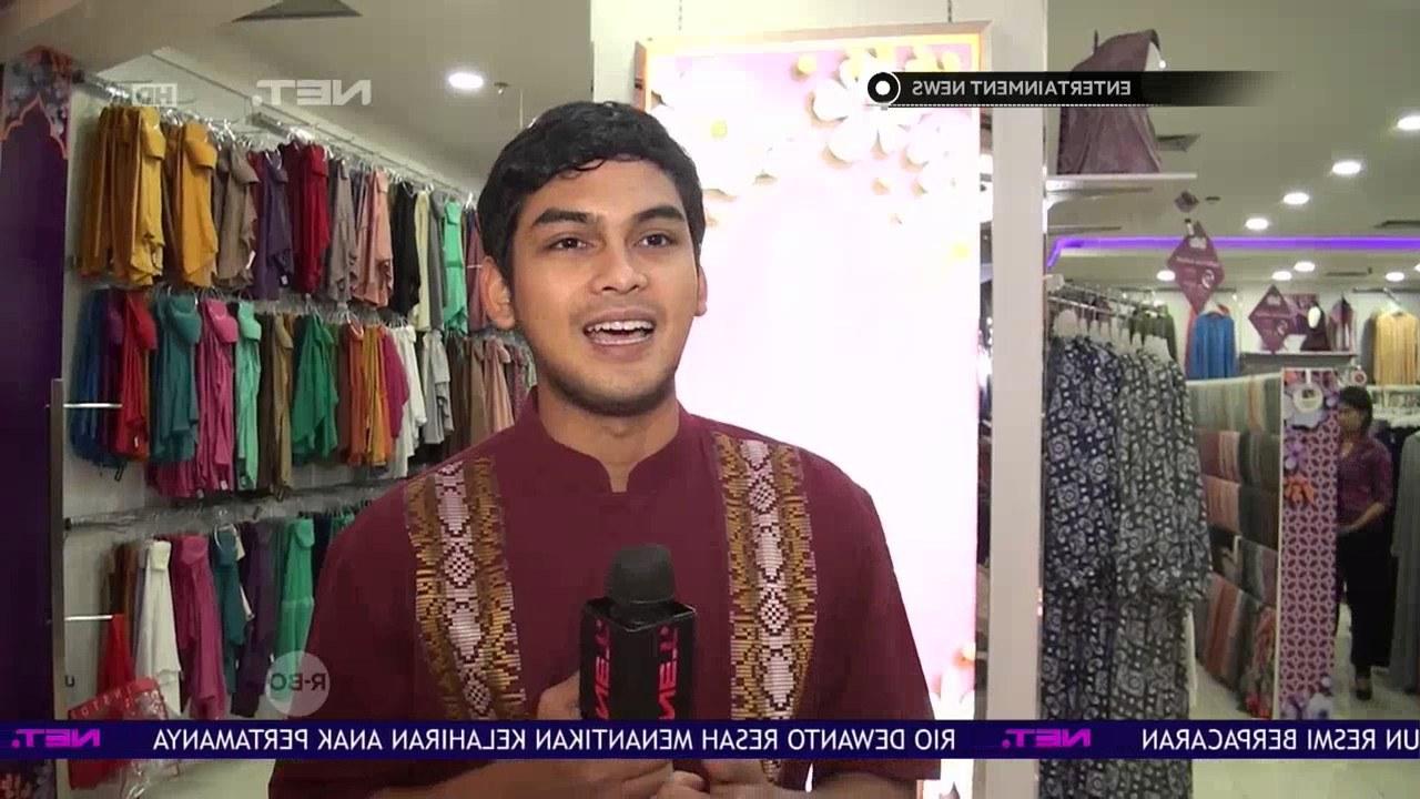 Design Baju Lebaran Ridwan Kamil Dddy Persiapan Lebaran Ridwan Ghani Berbelanja Baju Baru